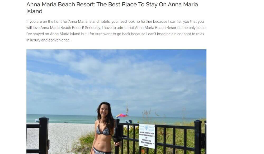 Family Focus Blog Resort collaboration
