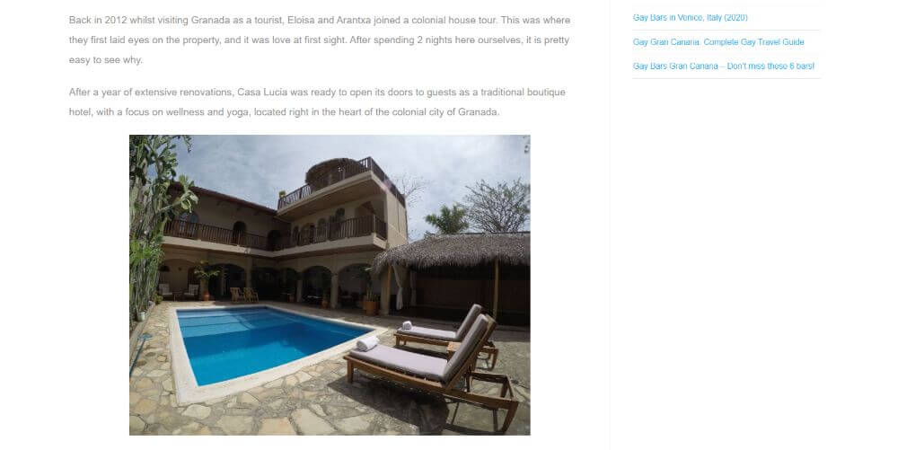 Globetrotter Guys Sponsored Hotel Stay post screenshot