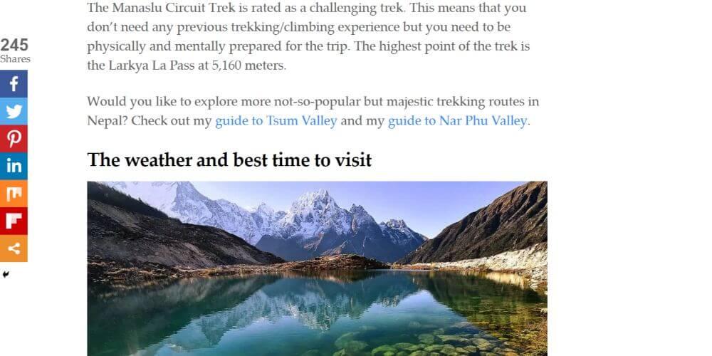 Passport Symphony Nepal Trekking Company collaboration