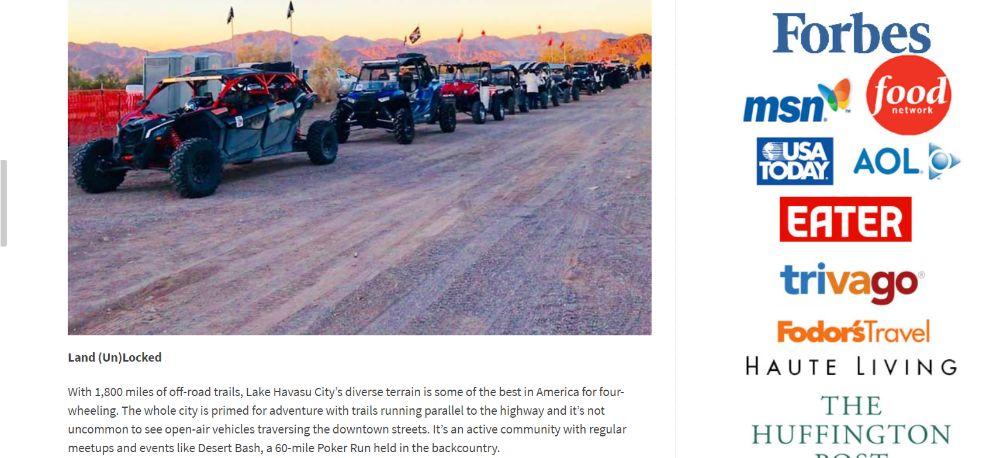 The down lo travel blog jeep tour sponsorship